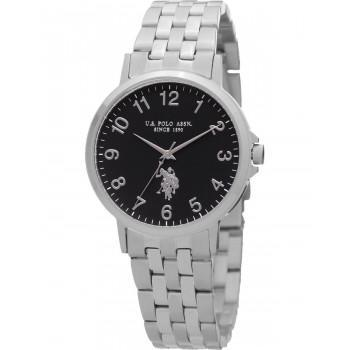 U.S. POLO Paxton - USP5989ST , Silver case with Stainless Steel Bracelet