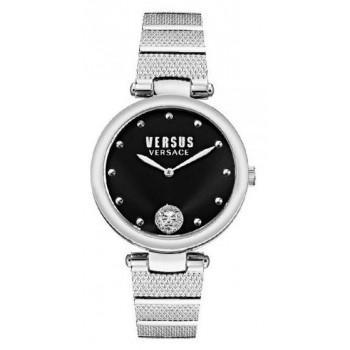 VERSACE Versus Los Feliz - VSP1G0421,  Silver case with Stainless Steel Bracelet