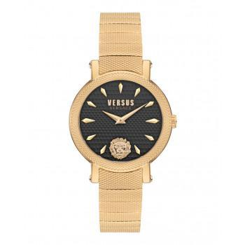 VERSACE Versus WeHo - VSPZX0521,  Gold case with Stainless Steel Bracelet