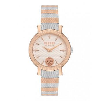 VERSACE Versus WeHo - VSPZX0621,  Rose Gold case with Stainless Steel Bracelet