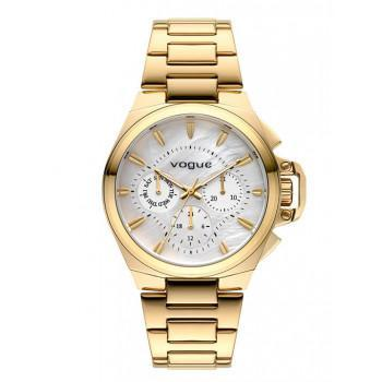 VOGUE Etoile II - 610641  Gold case with Stainless Steel Bracelet