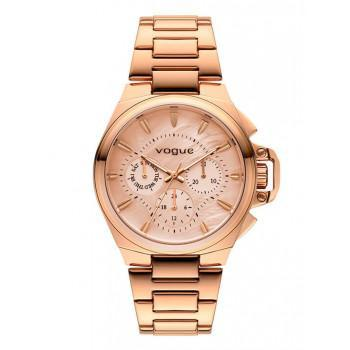 VOGUE Etoile II - 610651  Rose Gold case with Stainless Steel Bracelet