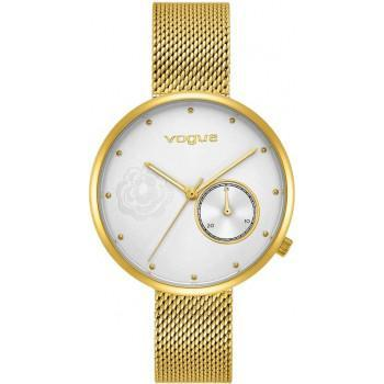 VOGUE Fiore  - 814341 Gold case with Stainless Steel Bracelet