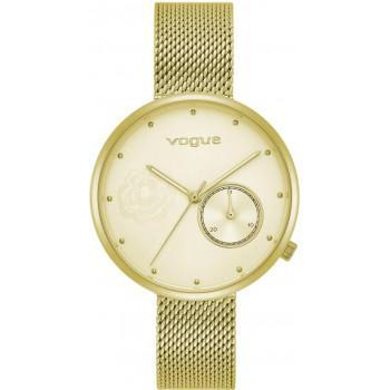 VOGUE Fiore  - 814342 Gold case with Stainless Steel Bracelet