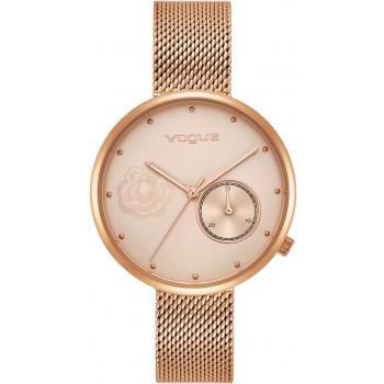 VOGUE Fiore  - 814351 Rose Gold case with Stainless Steel Bracelet