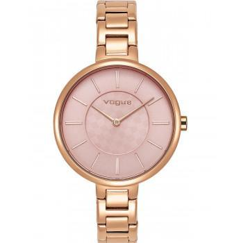 VOGUE Monte Carlo - 813651  Rose Gold case with Stainless Steel Bracelet