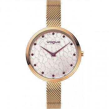VOGUE Papillons  - 811952  Rose Gold case with Stainless Steel Bracelet