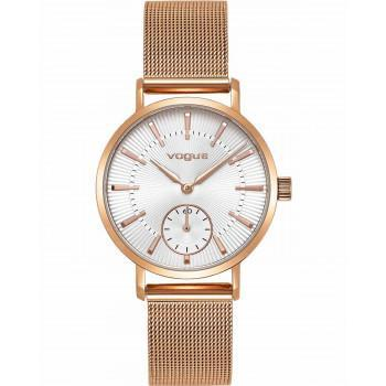 VOGUE Roma - 813351  Rose Gold case with Stainless Steel Bracelet