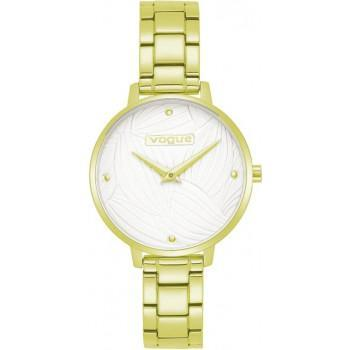 VOGUE Romantic - 814241 Gold case with Stainless Steel Bracelet