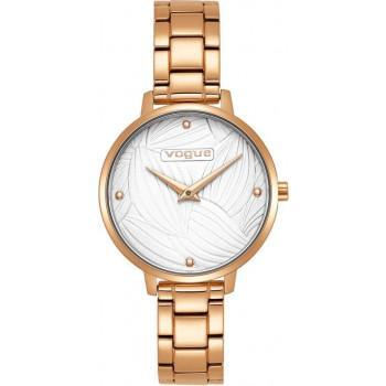 VOGUE Romantic - 814251 Rose Gold case with Stainless Steel Bracelet