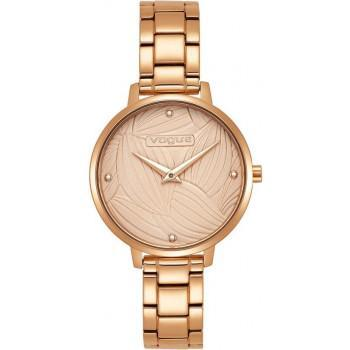 VOGUE Romantic - 814252 Rose Gold case with Stainless Steel Bracelet
