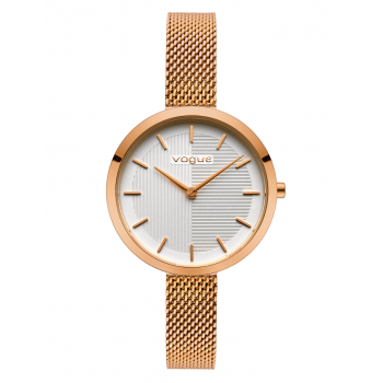 VOGUE Scarlet - 814951 Rose Gold case with Stainless Steel Bracelet