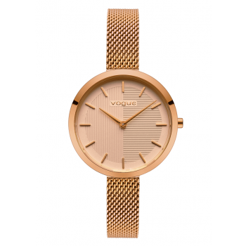 VOGUE Scarlet - 814952 Rose Gold case with Stainless Steel Bracelet