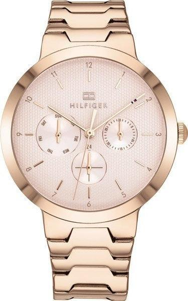TOMMY HILFIGER Alesa - 1782076 , Rose Gold case with Stainless Steel Bracelet