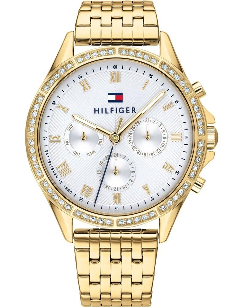 TOMMY HILFIGER Ari - 1782142 , Gold case with Stainless Steel Bracelet
